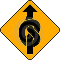 twisted-road-sign